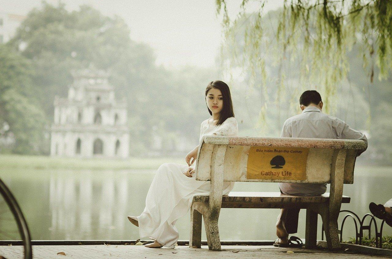 חוסר ביטחון מול בן או בת זוג