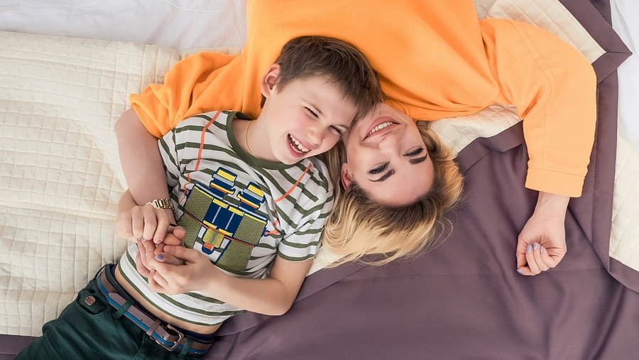 Photo of NLP בנושא הורים וילדים לאם ובן 10